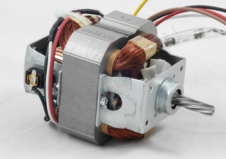 Мотор двигатель для мясорубки Moulinex HV8, Tefal LE HACHOIR