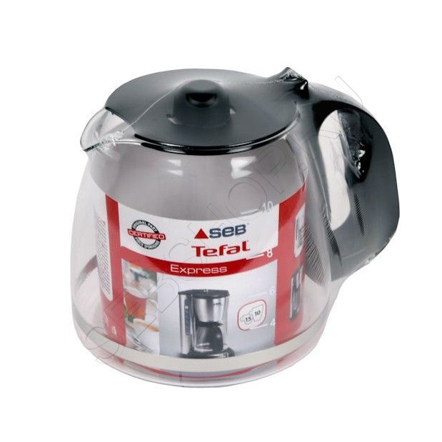 Колба кофеварки TEFAL (Тефаль) CM4105, CM4155  EXPRESS , CL410801 (MS-621316)