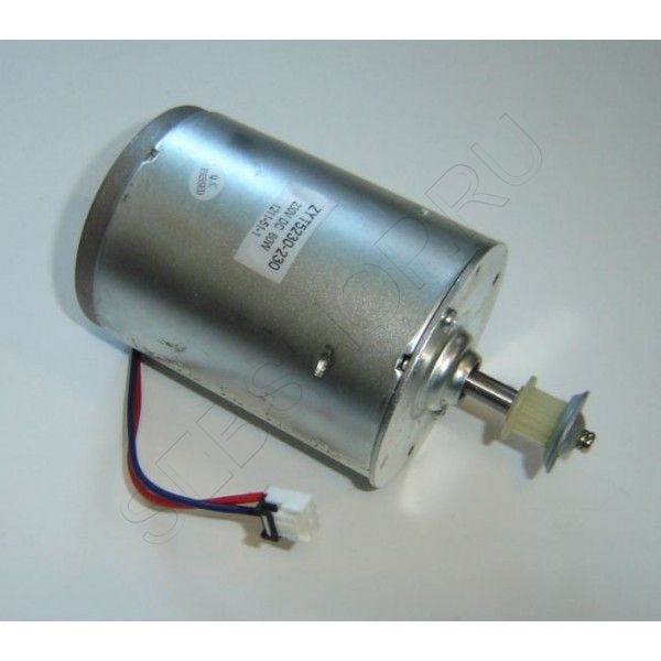 Мотор (двигатель) хлебопечки Мулинекс (Moulinex) серий OW50., OW60., SS-187661, ZYT5230-230
