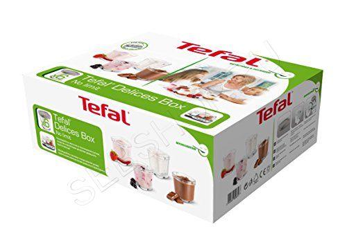 Комплект баночек 6 штук йогуртницы Тефаль (Tefal) моделей YG65... MULTI DELICES COMPACT, XF100132