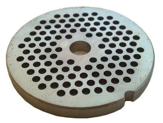 Решетка  мясорубки MOULINEX типа HV8, HV9, HV10 (3 мм) мелкая