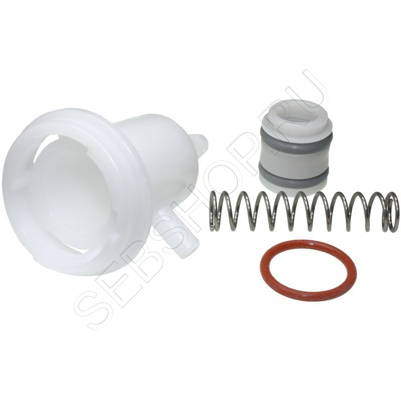 Дренажный клапан (пистон) дистрибьютора кофемашины KRUPS (Крупс) XP72xx, EA80xx, EA82xx, EA69xx.