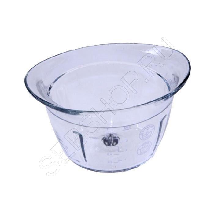 Чаша основная для измельчителя TEFAL (Тефаль) MB5031 RONDO 1000. Артикул SS-193334